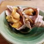 焼貝うぐいす - つぶ貝