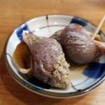 焼貝うぐいす - 料理写真:お通し