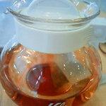 カフェ・フローラ - ドリンク写真:イチジク紅茶