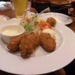 7350657 - 牡蠣フライ定食