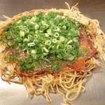 はくしま - 「肉玉そば」(620円)+「ねぎ」(100円)