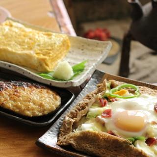 ◇こだわりの蕎麦◇自慢のコース◇味良し、質良しの料理を堪能!