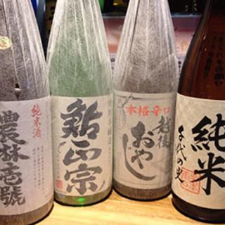 日本全国の地酒・銘柄をリーズナブルに!