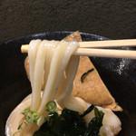 本町製麺所 天 - びよーん