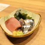 73501390 - 秋刀魚刺身