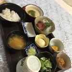 麦とろ亭ひころの里 - 料理写真: