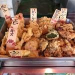 鮮魚仕出し 幾の家 - 穴子天ぷらが売切れ( ¯ ¨̯ ¯̥̥ )と思ったら