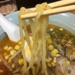 カツラ - 手打ち麺