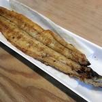 碧海養鰻漁業協同組合 直売所 - 料理写真:白焼き 1550円