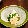 珍味。クリームチーズの西京味噌漬け