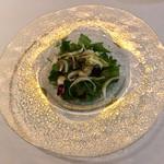 SAMURAI dos Premium Steak House - 酵素サラダ