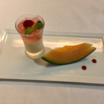 SAMURAI dos Premium Steak House - デザート