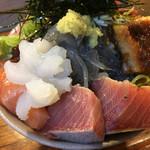 73507432 - 海鮮丼1000円