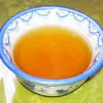 大松 - なんだか知らないけど美味いお茶をくれる