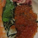 べっぴん - 赤丼のいくらUP