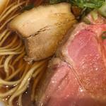麺庵 ちとせ - 煮豚