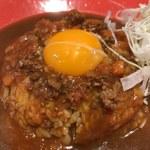 フジヤマドラゴンカレー - 「朝カレー」500円