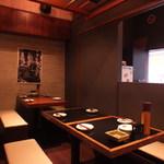 タチヒコ キッチン310 - テーブル席!!