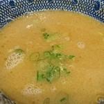 ラーメン ロケットキッチン - スープ割り♪(´ω`)