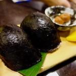 Okajouki - 田舎むすび(鮭)梅付け