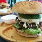 Burger Shop H&S - この縦に長いのがすてき☆