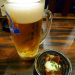 73515483 - ◆生ビール&お通し