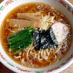 大勝軒 - ラーメン細麺
