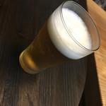 洋食屋くく - 残念ながらノンアルコールビール