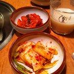 ナチポック - 一夜漬けキムチ と 白菜キムチ