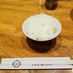 ニューハマヤ - ご飯はややべちょ系