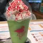 リノアンドアイアコーヒー - 1番お高いスムージーはまりの‧⁺◟( ᵒ̴̶̷̥́ ·̫ ᵒ̴̶̷̣̥̀ )強欲な女子は勝組!笑