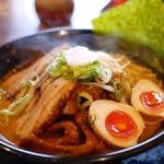 百年味噌ラーメン マルキン本舗 - 料理写真:特製百年味噌ラーメン 980円