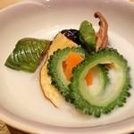 73521854 - 松阪野菜の豆乳煮