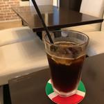 Cafe Kuromimi Lapin - プラチナ アイスコーヒー