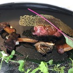 73523005 - 牛ロース肉のロースト