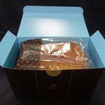 ボローニャ - ☆箱の中はブルーがカッコいい(●^o^●)☆