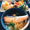 和食処 三角 - 料理写真:鮭のお茶漬け