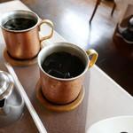カフェレストラン 瑠奈 - アイスコーヒー