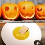 イタリアン カフェ ダイニング FUZZY - かぼちゃのクリームスープ
