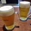 ながや - ドリンク写真:エビスビール