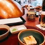 Kyoutogiontempurayasakaendou - ○卵豆腐揚げ出し様