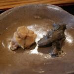 中国食堂261 - ジュンサイと小芋の和え物