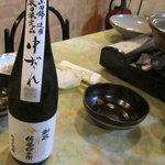 どんぱん - 新政 純米大吟醸 佐藤卯兵衛 かなり美味い