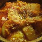 5感 小皿イタリアン&ワイン - トリッパのトマトソース