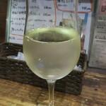 5感 小皿イタリアン&ワイン - ハウスワイン(白)