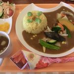 ビストロ Be屋n - 季節の野菜カレー 2017.04.16