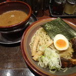 光麺 - つけ麺