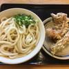 Serufuudontengu - 料理写真:うどんと天麩羅は友達