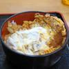 蕎麦 こばやし - 料理写真:かつ丼