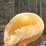 カントリーキッチン木立 - カスタードグリームパンの中身